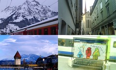 Collages Swiss