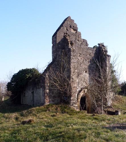 Puymiclan - L'Eglise de Nauzieres 01