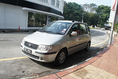 RM130/day - clean and in good condition! Really recommend Hertz.