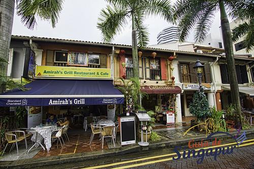 Arab Quarter / Kampong Glam, Singapore