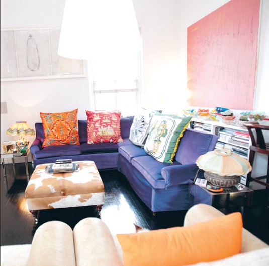 kelly bensimon couch