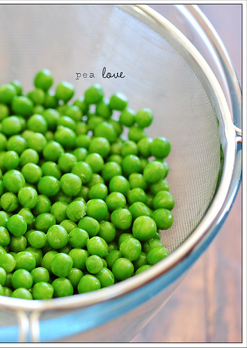 warm pea & tahini salad5