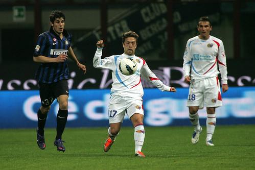Roma-Catania 2-2: Maranlandia!$