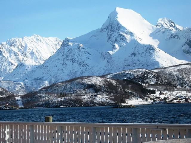 Sigerfjord, Sortland, Arctic Norway