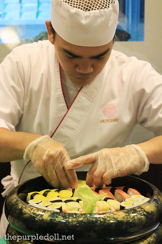 Kitsho Sushi Chef