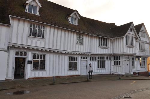 Lavenham Guildhall