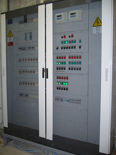 <p>Quadro centrale termica</p>