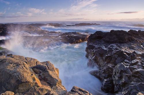 oregon landscape photography coast yachats