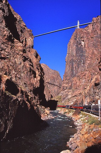trains railroads royalgorge