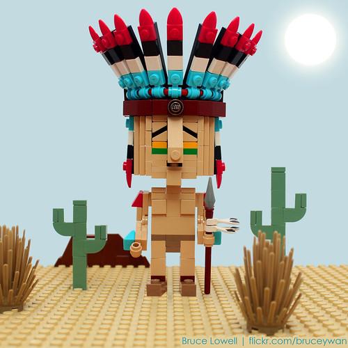 LEGO Indian