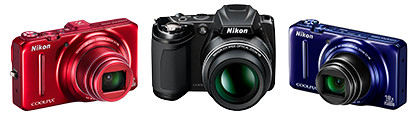 The Nikon COOLPIX super zoom S9200, L310 and S9300 hits the shelves in Singapore today.