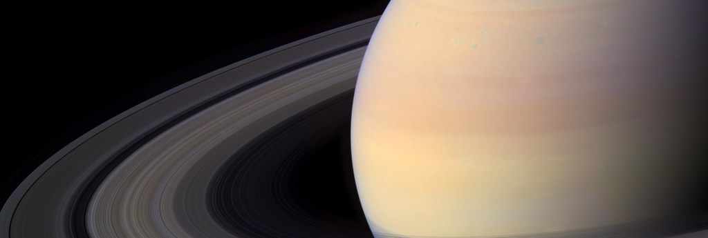 "From ""Pursuit of Light"" - Saturn"