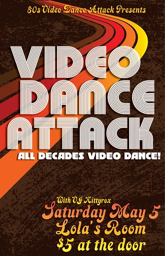 Video Dance Attack @ Lola