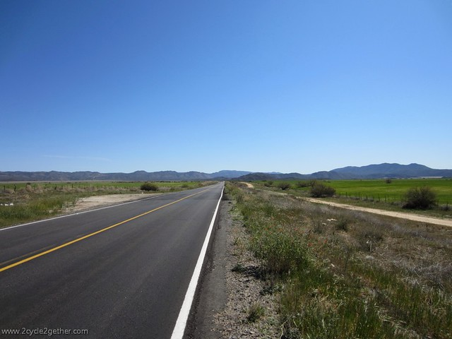 Highway 3, going toward San Felipe
