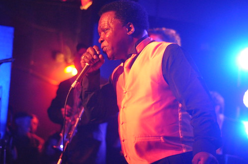 Lee Fields & The Expressions at Ritual