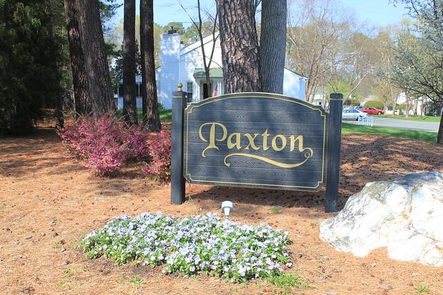 Paxton, Cary NC
