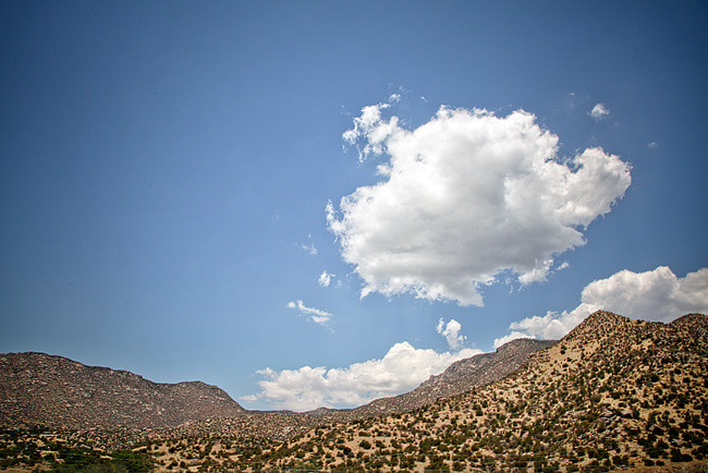 New Mexico Landscape / Cloudscape | Cross Country Roadtrip | 50 States Photography Challenge