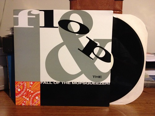 Flop - & The Fall Of The Mopsqueezer LP by Tim PopKid