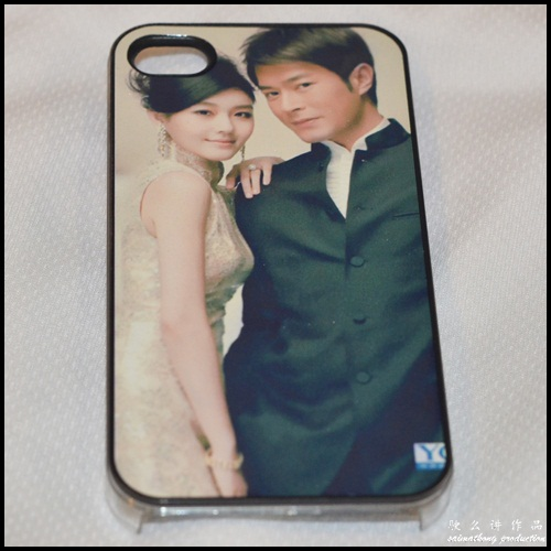 Customized / Personalized / Create Own iPhone 4 / iPhone 4s Casing