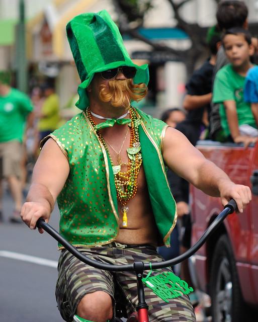 Waikiki St. Patricks Day Parade