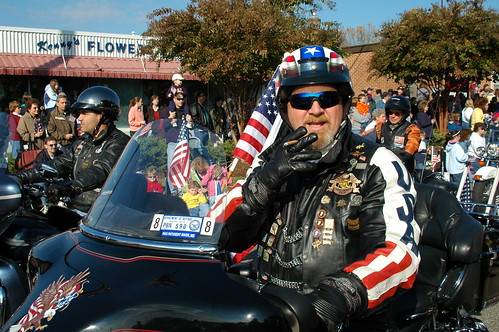Veterans Day Parade, Leonardtown (Joe Dunn)