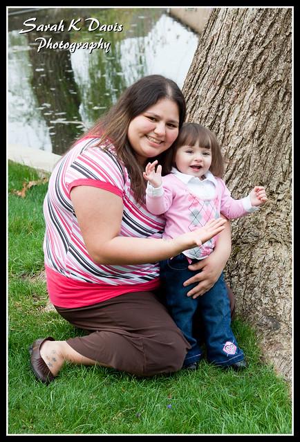 Aliana & Mommy