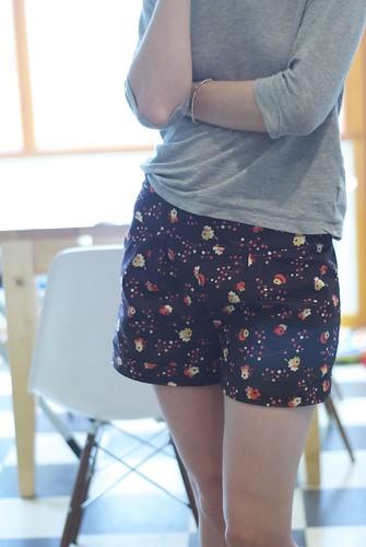 Lisette Souvenir Shorts