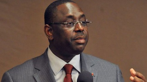 President Macky Sall, the newly-elected leader of the West African state of Senegal. by Pan-African News Wire File Photos