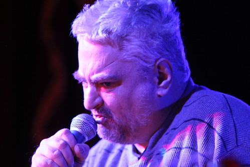 Daniel Johnston 4th April 2012, Empire - Belfast