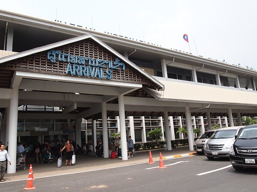 ビエンチャン ワットタイ国際空港