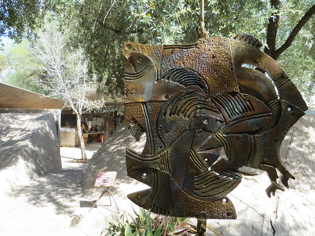 Cosanti, The Gallery, Studio & Residence of Italian Architect Paolo Soleri