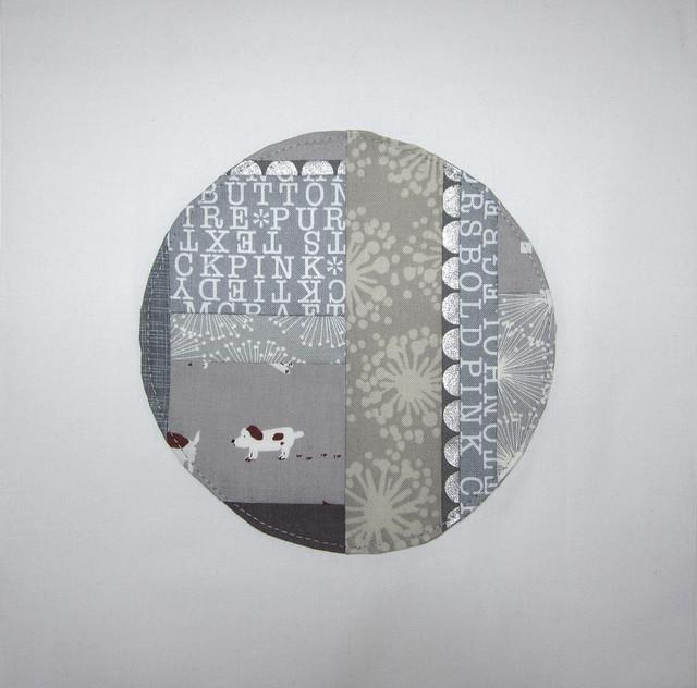 grey circle two