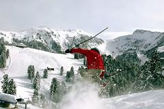 Obereggen - pohodlný sportovní resort