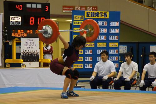 全日本選手権の14日(土)の写真はアップ完了しました。