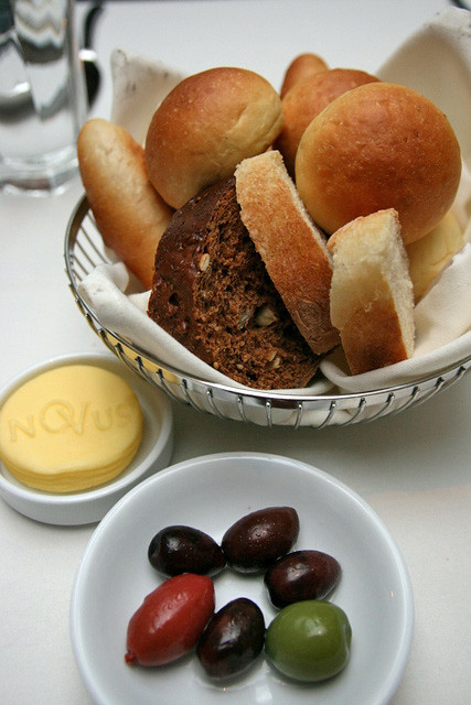 Breads and Olives