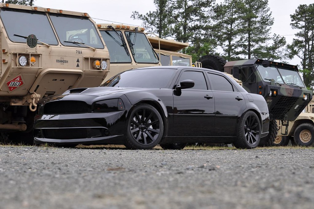 Dodge Magnum Front End Conversion >> Darth Vader's Chrysler 300.. - AcuraZine - Acura Enthusiast Community