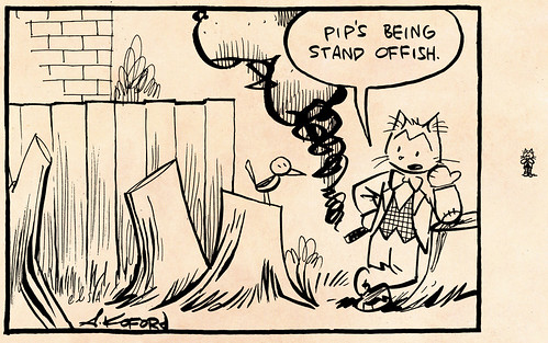 Laugh-Out-Loud Cats #1960 by Ape Lad