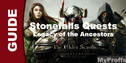 The Elder Scrolls Online - Legacy of the Ancestors
