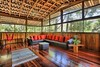 Jungle House Upstairs Lounge by Joe Gatto Costa Rica