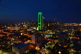 Dallas Skyline (Geo-Deck View) (1)