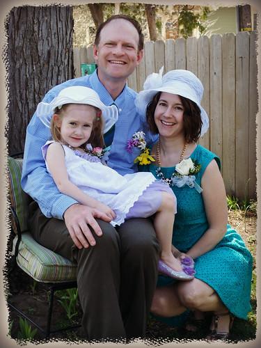 Easter Family 2014