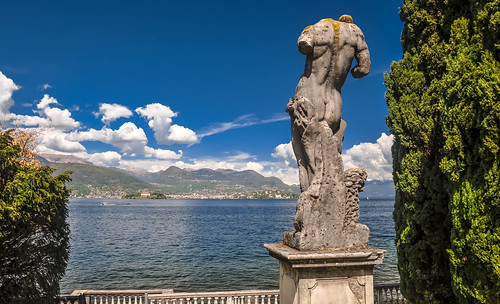 "Stresa from the book ""A Farewell to Arms"" by Ernest Hemingway"
