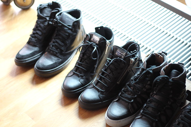 German Press Days Antony Morato Men's Sneakers lisforlois