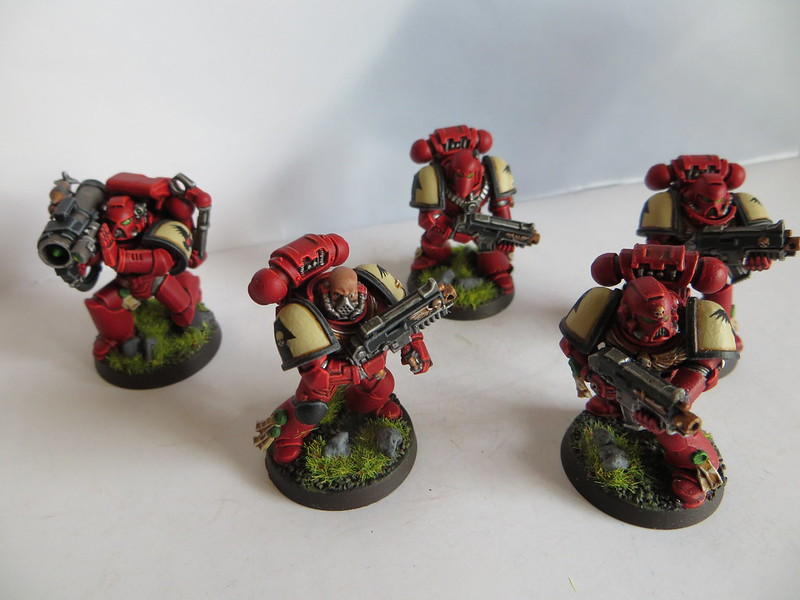 Space Marine Troop