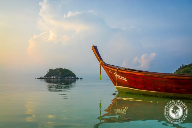 Koh Lipe Thailand sunrise