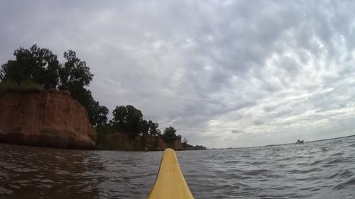 Kayak - Punta Armado - Bahia La Carlota - Isla Verde  (268)