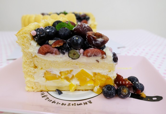 3 士林宣原芒果蛋糕
