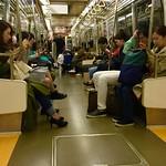 Metro to Asakusa