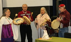 Kettle and Stony Point Hand Drum Group