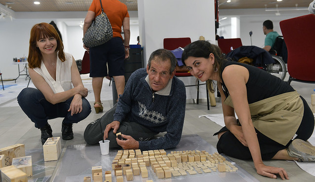 Festival 10 sentidos: exposición 'A lo caos'